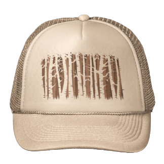 Tall Trees forest -  brown Cap