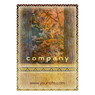 Tall Trees Northwest Business Card Templates