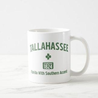 TALLAHASSEE: 1824 BASIC WHITE MUG