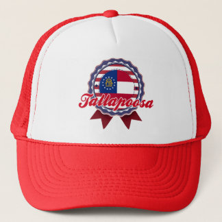 Tallapoosa, GA Trucker Hat