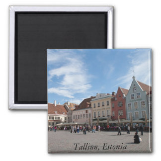 Tallinn city center Magnet