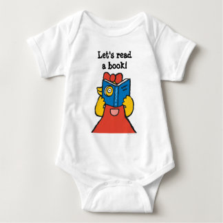 Tallulah Makes a Funny Face Baby Bodysuit