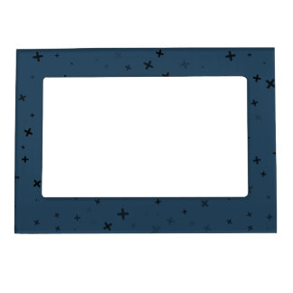 Tally Magnétique 12.7 cm X 17.8 cm Cross Magnetic Frame