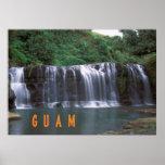 Talofofo falls Guam Print