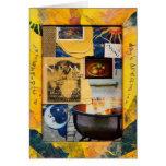 "Tam Kozman's ""A Mid-Summer Day's Dream"" Greeting Card"