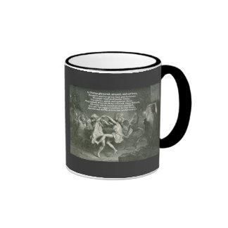 Tam O'Shanter Ringer Mug