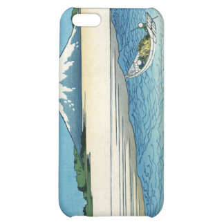 Tama River in the Musashi Province, Hokusai Cover For iPhone 5C