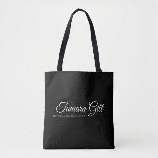 Tamara Gill All-Over-Print Tote Bag Black
