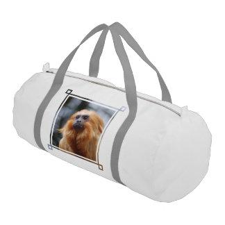 Tamarin Monkey Gym Duffel Bag