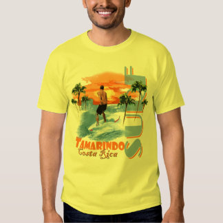 Tamarindo  SURF! T Shirt