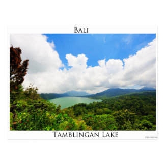 Tamblingan Lake- post cards