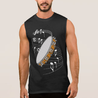 Tambourine Sleeveless Shirt