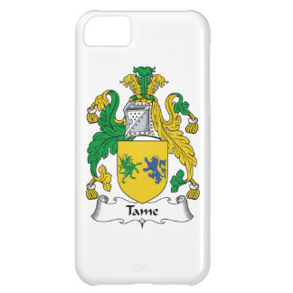 Tame Family Crest Case For iPhone 5C