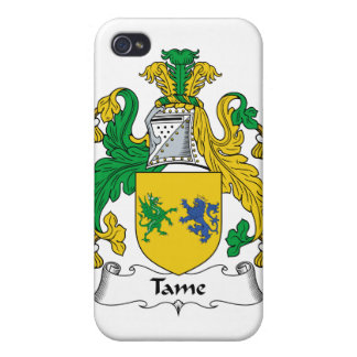 Tame Family Crest iPhone 4 Cases