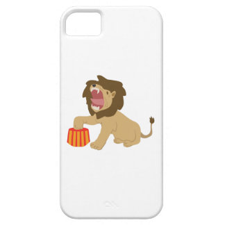 Tame Lion iPhone 5 Cover