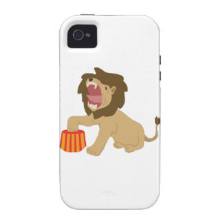 Tame Lion iPhone 4 Case