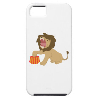 Tame Lion iPhone 5 Case