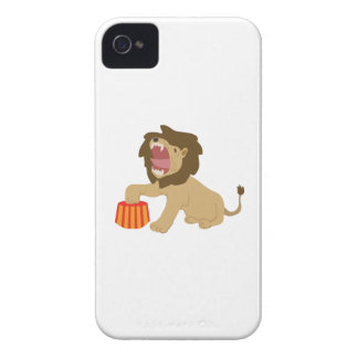 Tame Lion iPhone 4 Cases