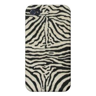 Tame the Animal Zebra IPhone Case iPhone 4 Case