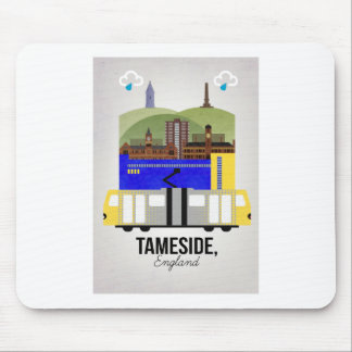 Tameside Mouse Mat