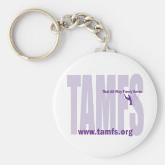 TAMFS Logo - Key Chain