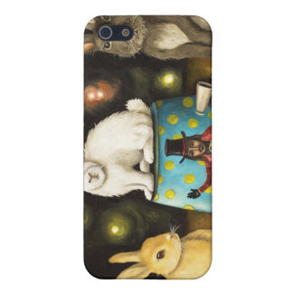 Taming Of The Giant Bunnies iPhone 5 Covers