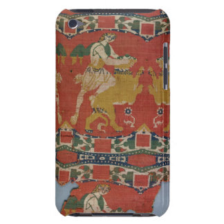 Taming of the Wild Animal, Byzantine tapestry frag iPod Touch Case
