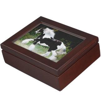 """""""Tamlin"""" Horse Keepsake Box"""