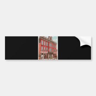 Tammany Hall, New York Bumper Sticker