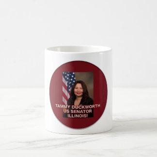 Tammy Duckworth Illinois US Senator Mug