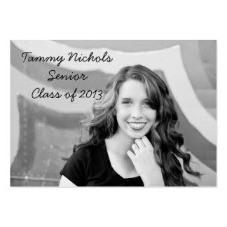 tammys senior cards 2 pack of chubby business cards