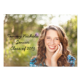 tammys senior cards pack of chubby business cards