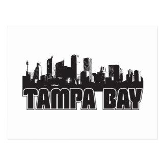 Tampa Bay Skyline Postcard