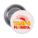 Tampa, Florida Buttons