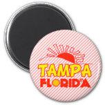 Tampa, Florida Fridge Magnets