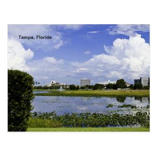 Tampa, Florida Postcard
