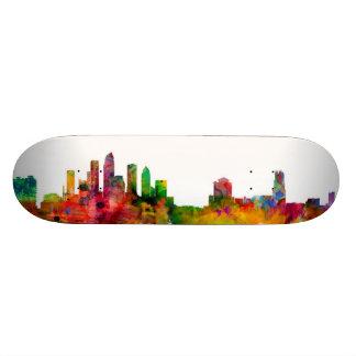 Tampa Florida Skyline Skate Board