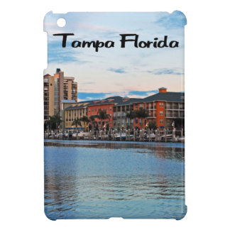 Tampa Florida Waterfront Cover For The iPad Mini