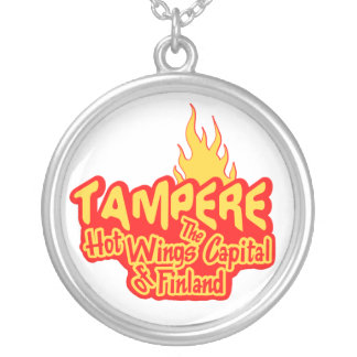 Tampere Hot Wings necklace