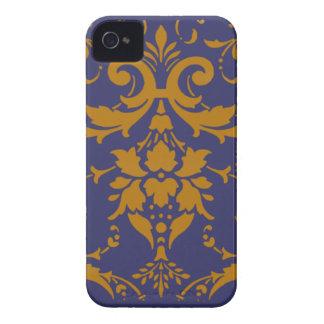 Tan damask pattern  Blackberry Bold Case