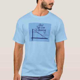 Tan Line Joke Shirt