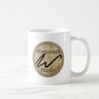 Tan Logo Coffee Mug