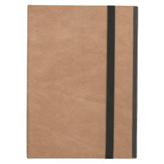 Tan Suede Background iPad Air Case