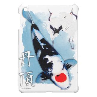 Tancho koi cover for the iPad mini