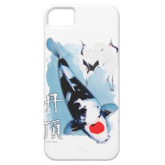 Tancho koi iPhone 5 case