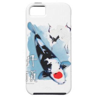 Tancho koi iPhone 5 covers