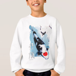 Tancho koi sweatshirt