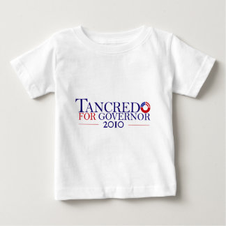 Tancredo 2010 Principle Over Party Baby T-Shirt