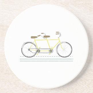 Tandem Bicycle Coaster