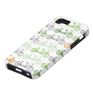 Tandem Bikes and More Tandem Bikes iPhone 5 Cover